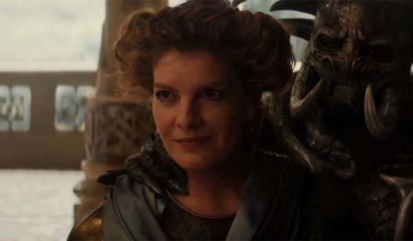 Frigga in Thor: The Dark World