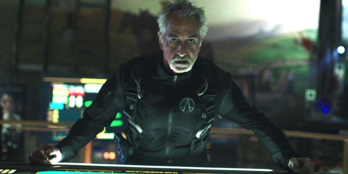 David Strathairn on The Expanse