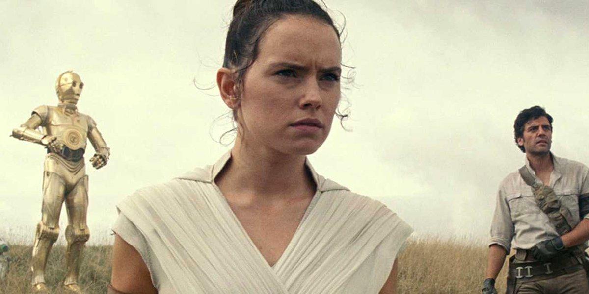 Star Wars: The Rise Of Skywalker May End Box Office Run Just Behind