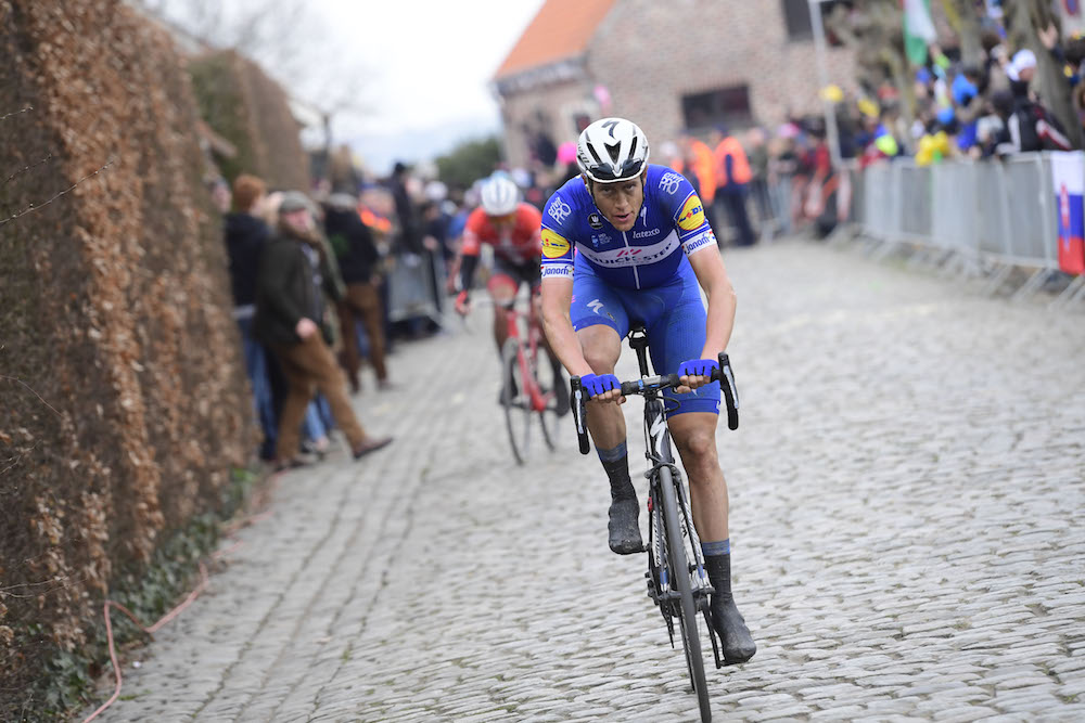 'Teams have to change tactics with Quick-Step for Roubaix, or they are being led to the slaughter'