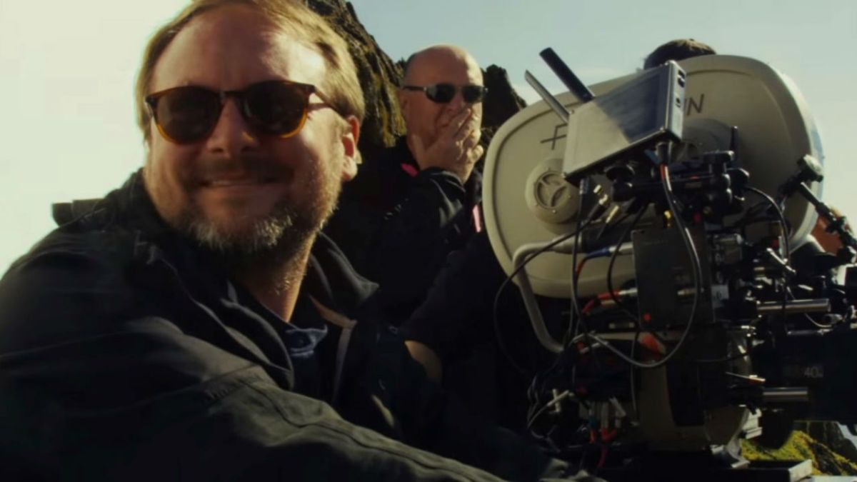 Rian Johnson (almost definitely) rules himself out of directing Star Wars 9: 'It was never... the plan'