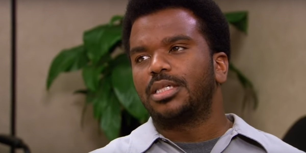 Craig Robinson as Darryl from The Office