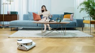 Samsung has released an AI robot vacuum that empties itself, and now we want one