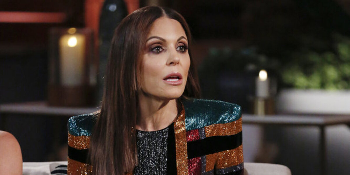 The Real Housewives of New York Bethenny Frankel Bravo