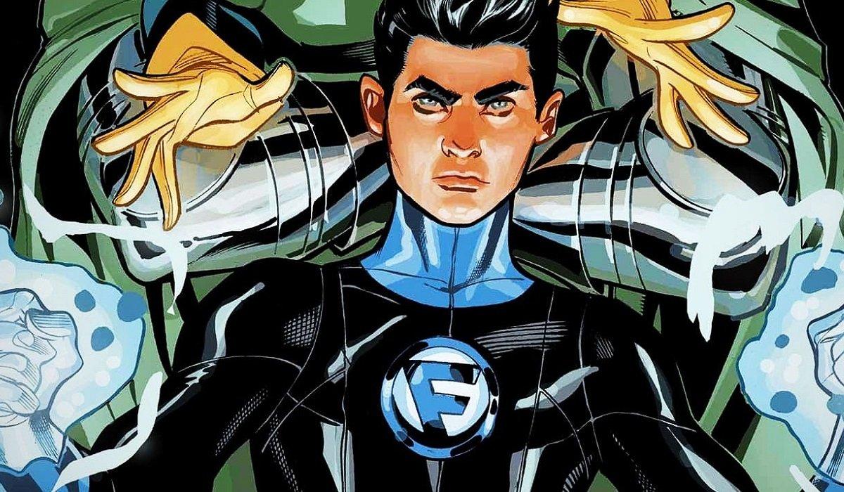 Frankllin Richards Marvel