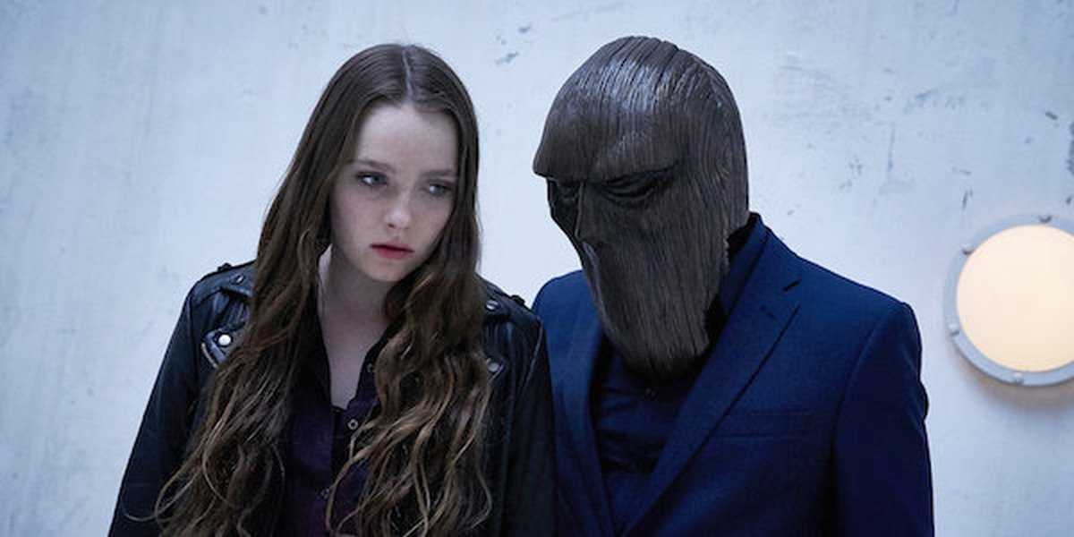 Some of the main characters from Channel Zero during the No-End House season.