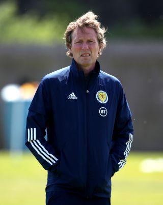 Scotland v Northern Ireland – Under 21 International Friendly – C&G Systems Stadium
