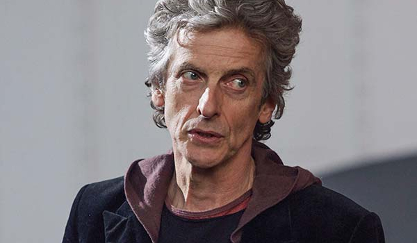 Doctor Who The Doctor Lecturing