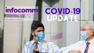 InfoComm 2021 COVID precautions