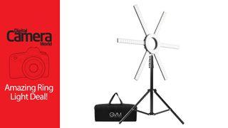 GVM ring light deal