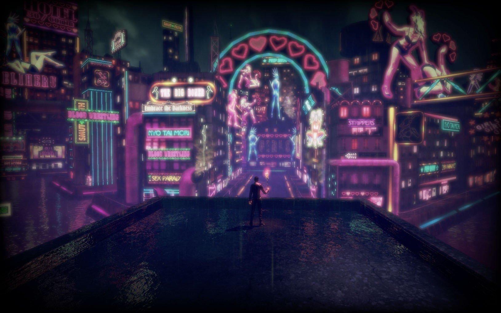 Shadows Of The Damned Mini-Game And Demon Blasting Screenshots #17885