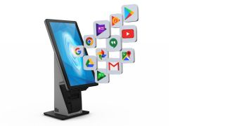 Elo has upgraded its popular Android-based I-Series, PayPoint, PayPoint Plus, and Backpack products, with the availability of Google Play Services across its full line of 10- to 70-inch interactive solutions.