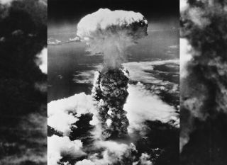 The United States dropped an atomic bomb on HIroshima, Japan, on Aug. 6, 1945.
