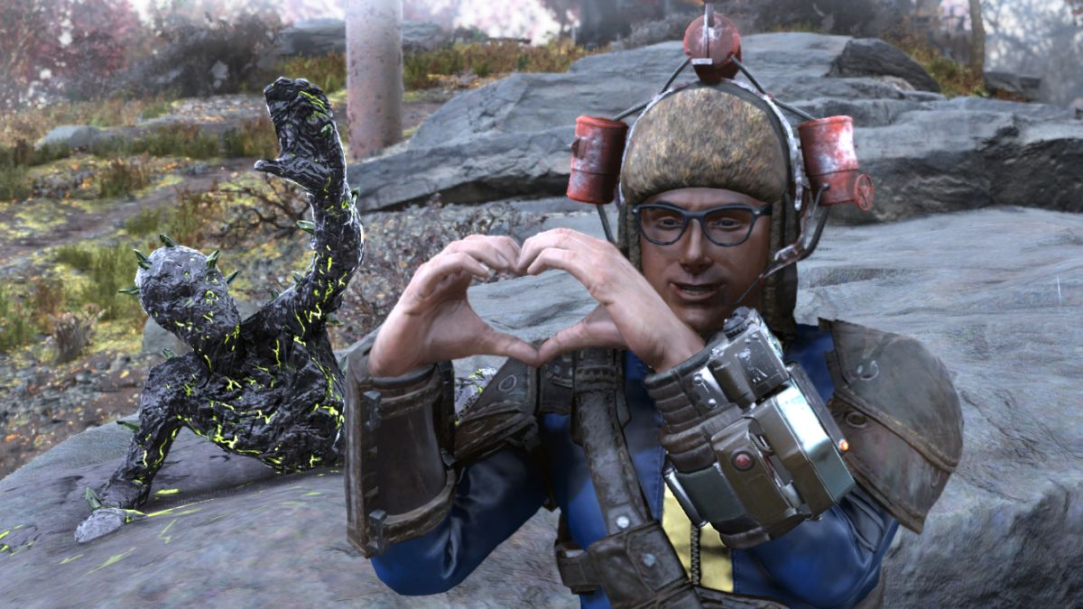 Fallout 76 is not going free to play, in case you were wondering