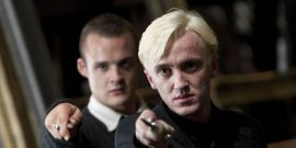 Tom Felton Had A Surprise Harry Potter Reunion, And There's A Delightful Photo