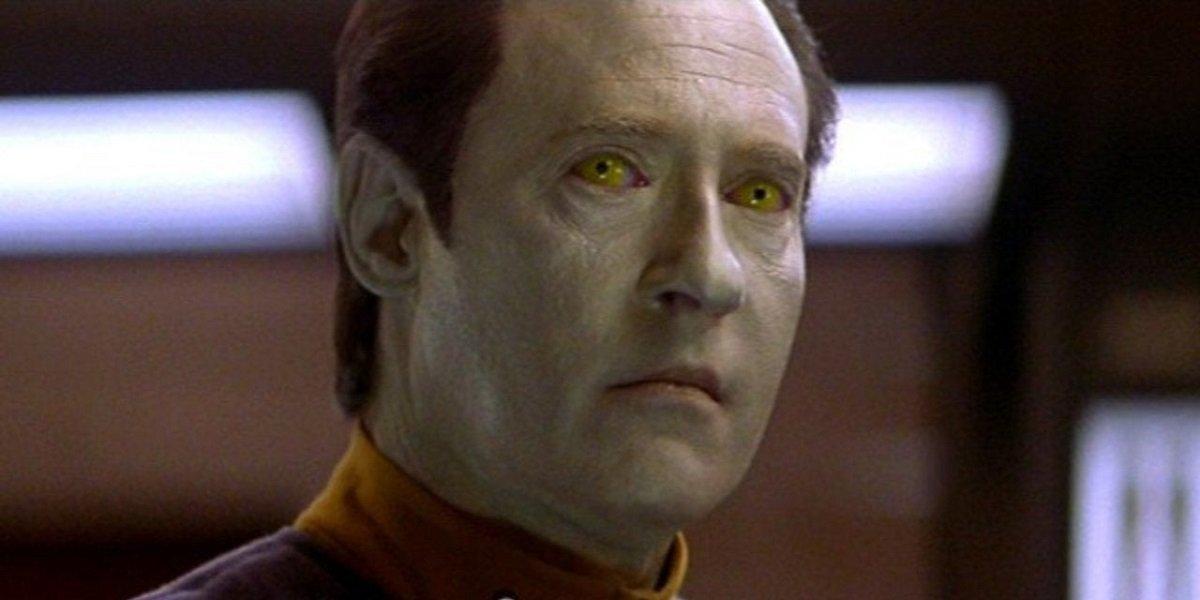 Data Star Trek: Nemesis