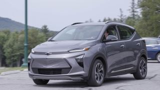 2022 Chevy Bolt EUV review: Top tech in a compact EV
