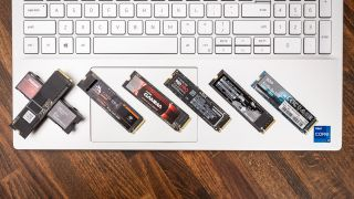 Upgrading a Tiger Lake laptop with a PCIe 4.0 SSD