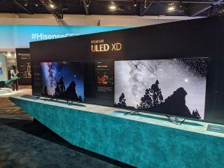 Hisense 2020 TVs - Hisense XD9G hands on