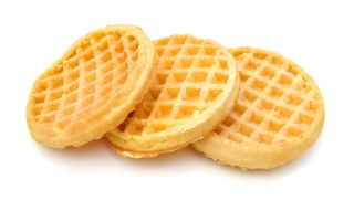 waffle, waffles, eggo