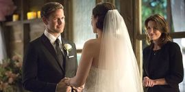 The Vampire Diaries Star Married Girlfriend Three Hours After Proposing