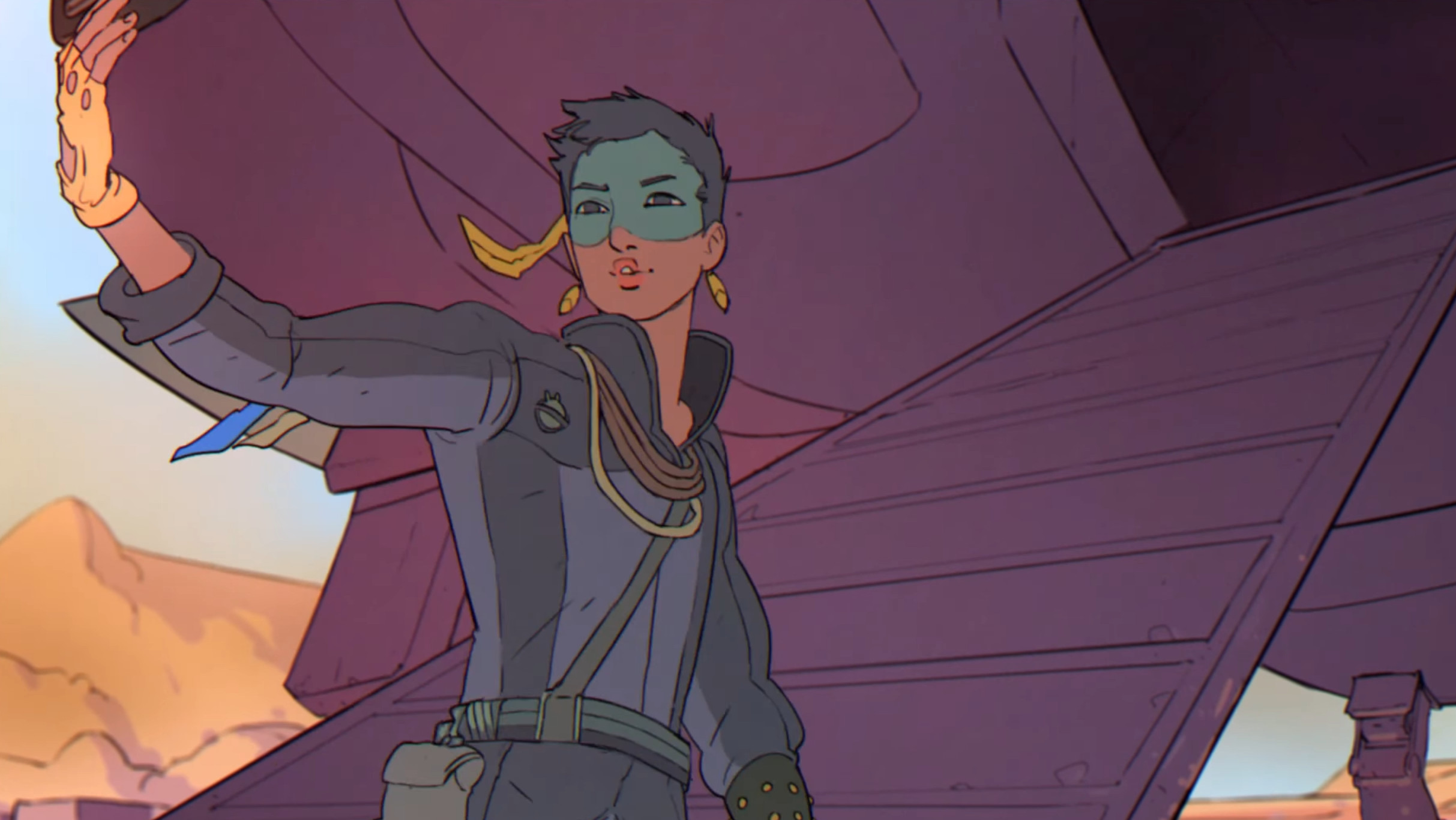 Queer space opera A Long Journey To An Uncertain End has been successfully crowdfunded