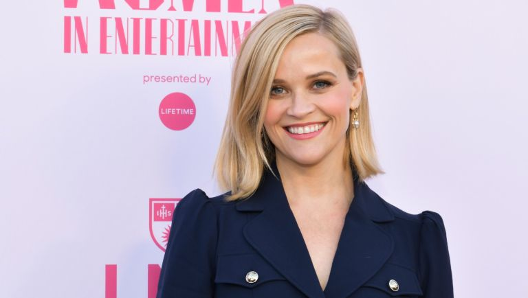 Reese Witherspoon attends The Hollywood Reporter's Annual Women in Entertainment Breakfast Gala at Milk Studios on December 11, 2019 in Hollywood, California.