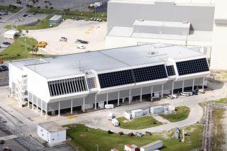 NASA's Launch Control Center