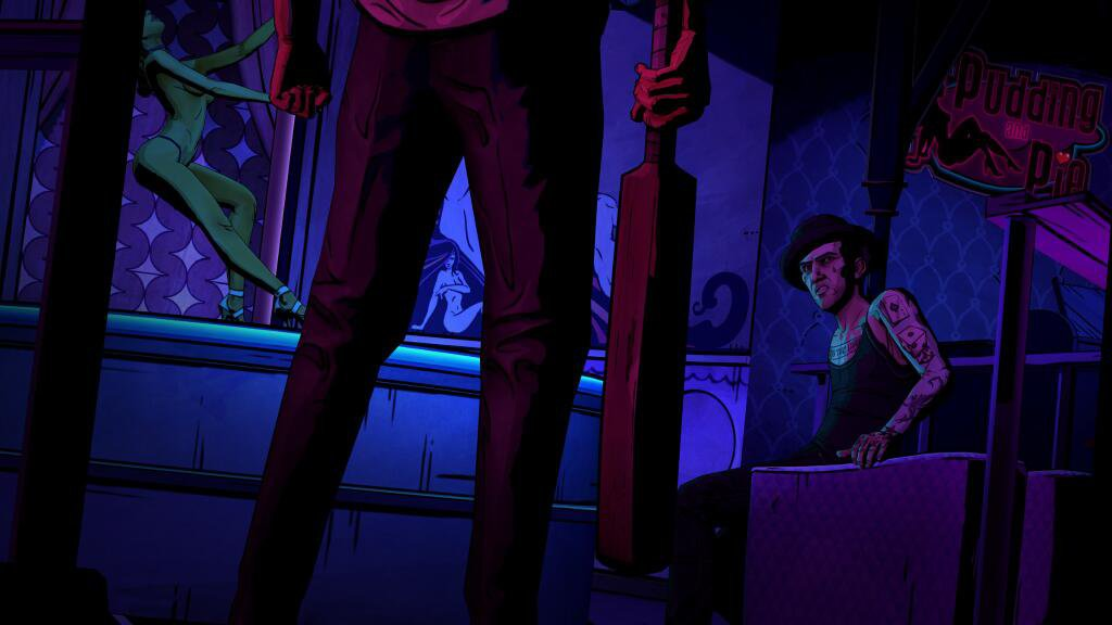 Wolf Among Us Episode 2 Releasing On PS3 And PC Today #30531