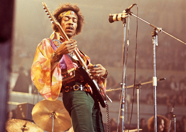 """Enhancing Blues Progressions with 7th and """"Jimi Hendrix"""" Chords"""