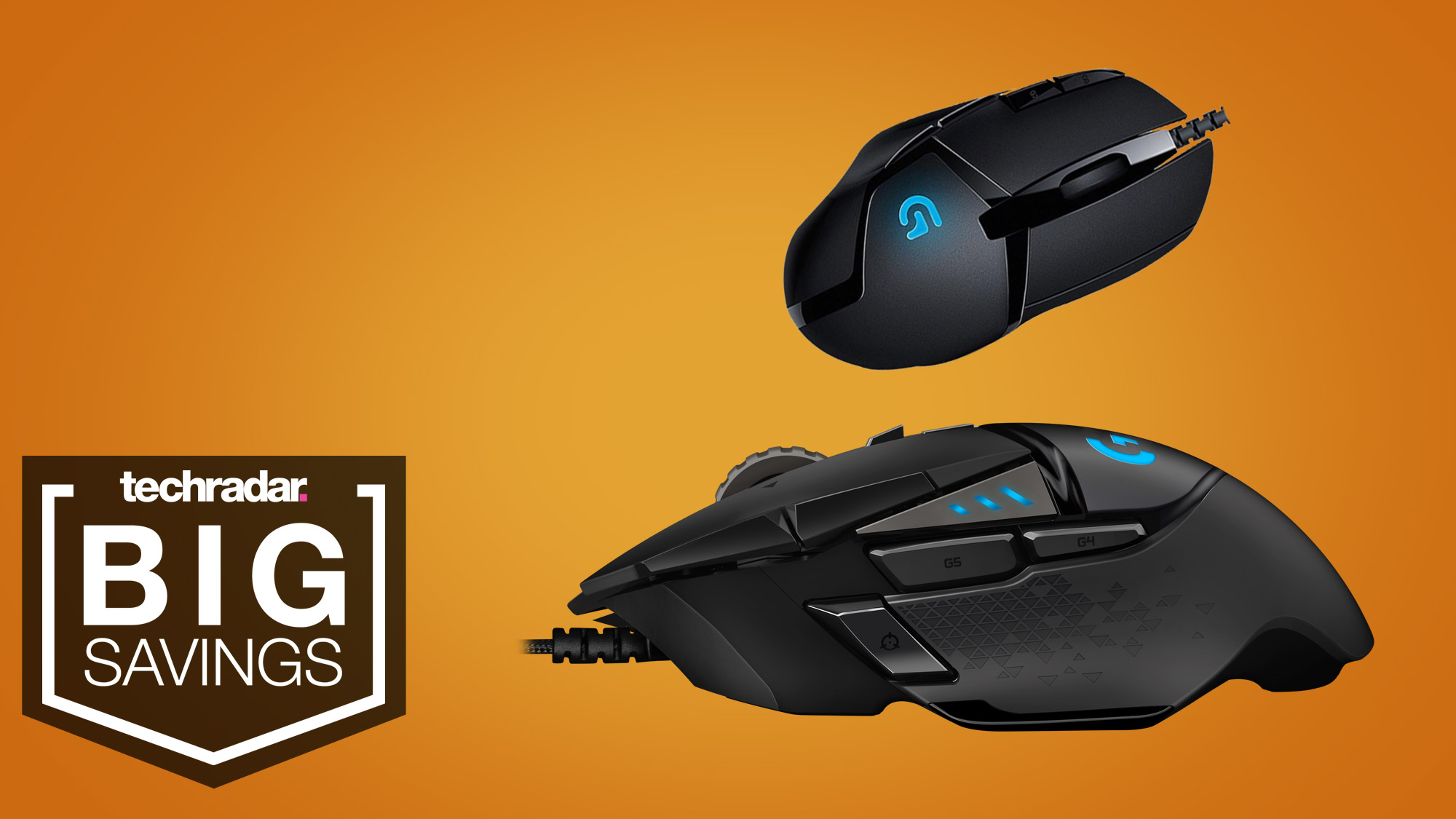 These Logitech Black Friday Gaming Mouse Deals Are On Fire Techradar