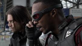 Marvel's Sebastian Stan Shares A+ Captain America: Civil War Set Video For Anthony Mackie's Birthday