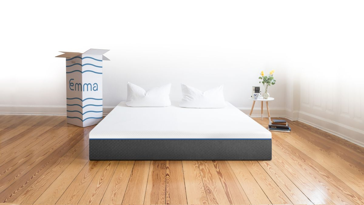 40% off Emma mattresses today! This is not a drill...