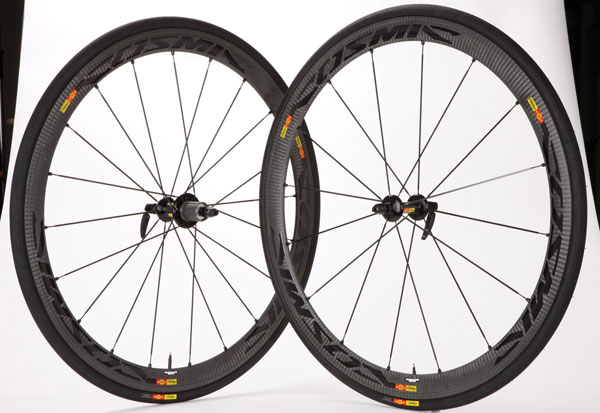 59265a88053 Mavic Cosmic Carbone 40c £1,800 review - Cycling Weekly