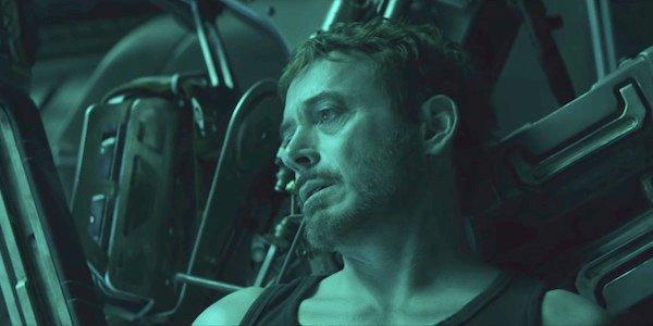 Robert Downey Jr. Improvised That 'Liar' Scene In Avengers: Endgame