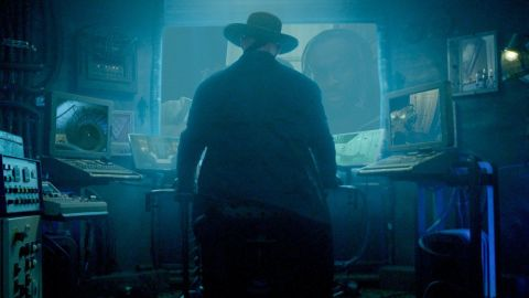 A legend returns in 'Escape The Undertaker.'