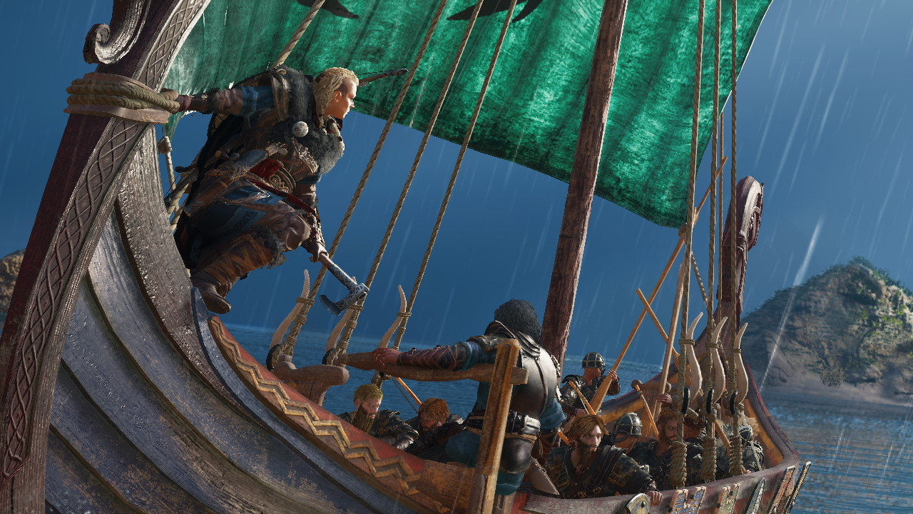 Assassin S Creed Valhalla Will Let You Choose To Play As A Male Or Female Viking Leader Gamesradar