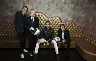 Duran Duran: There Is Something You Should Know with John Taylor, Nick Rhodes, Simon Le Bon and Roger Taylor