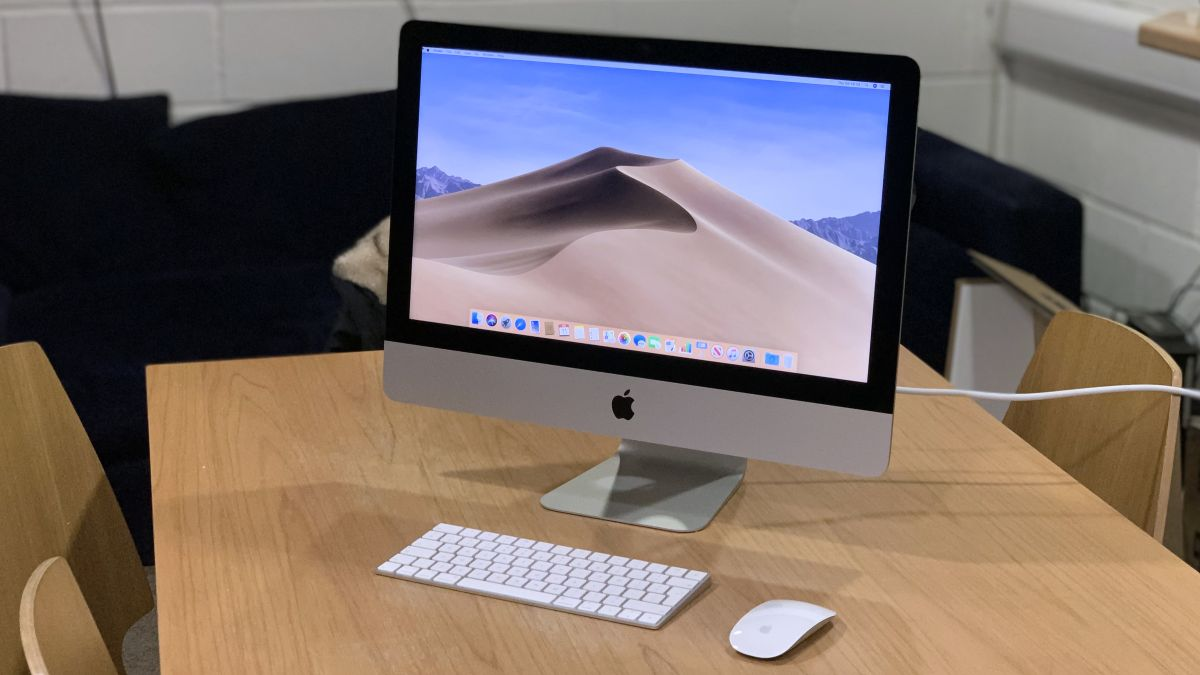 Apple iMac 21.5-inch (2019) review