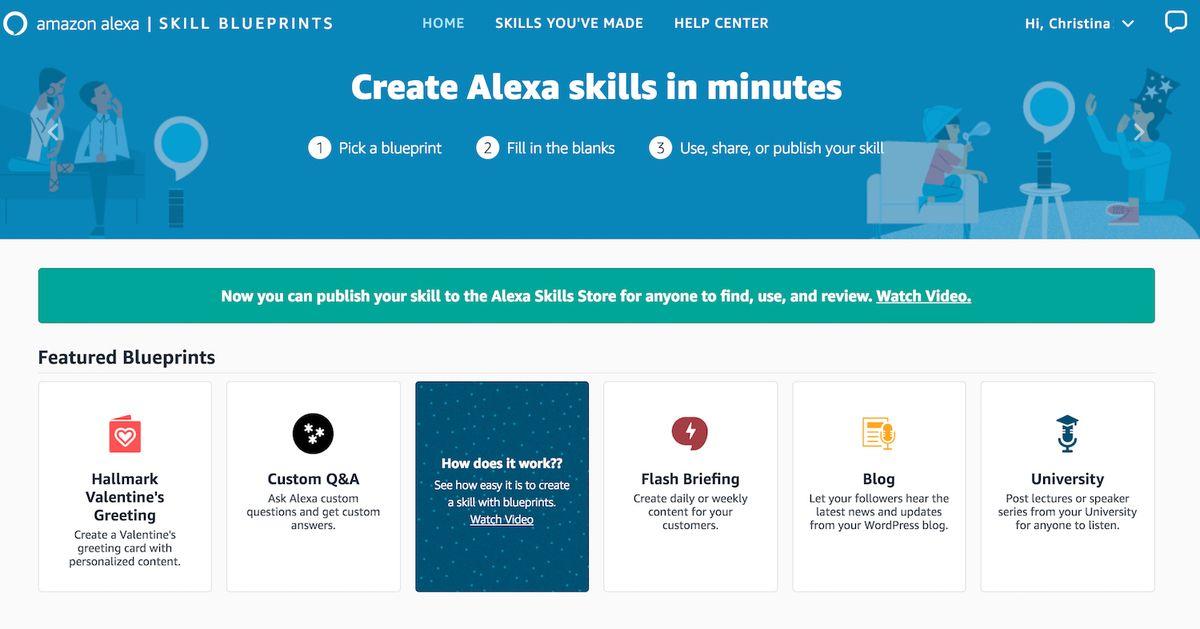 Amazon Now Lets Anyone Publish Alexa Skills   Tom's Guide