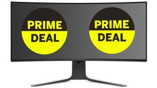 Hottest monitors Prime Day deals