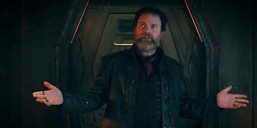 Rainn Wilson Star Trek