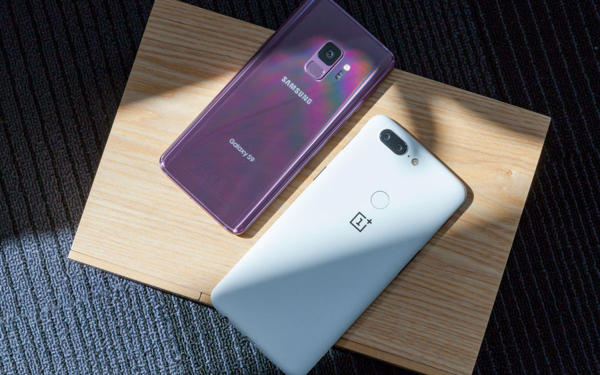 The OnePlus 5T Is Nearly as Good as the Galaxy S9 (for $200 Less