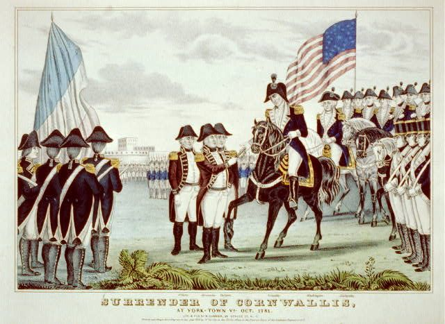 Why the British were doomed from the get-go in the American Revolutionary War