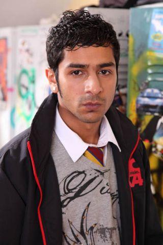 Waterloo Rd star Naveed: 'I was bullied at school'