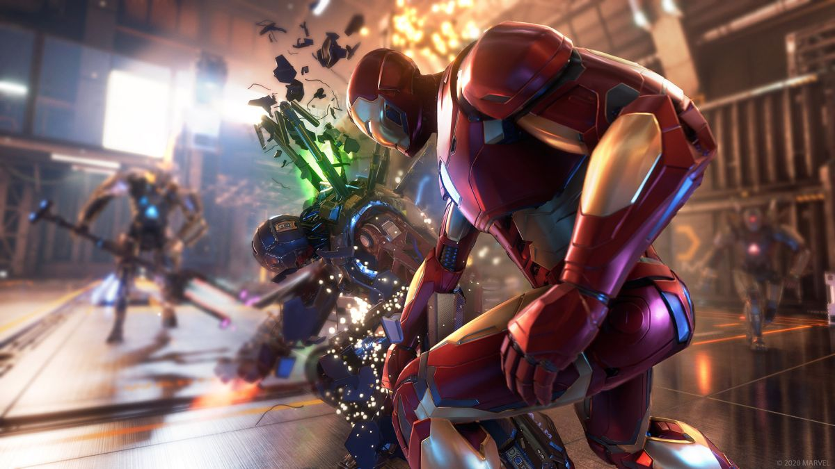 Spider-Man isn't the only PS4-exclusive Avengers content