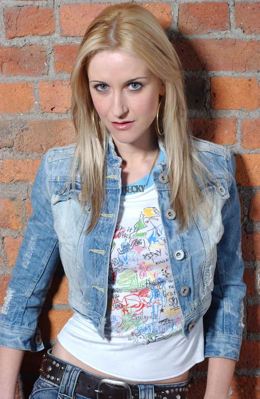 Katherine Kelly: 'Becky gives Kylie both barrels'