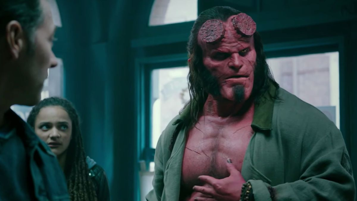 """The new Hellboy trailer will be """"SO much better"""" according to the creator - here's when to expect it"""