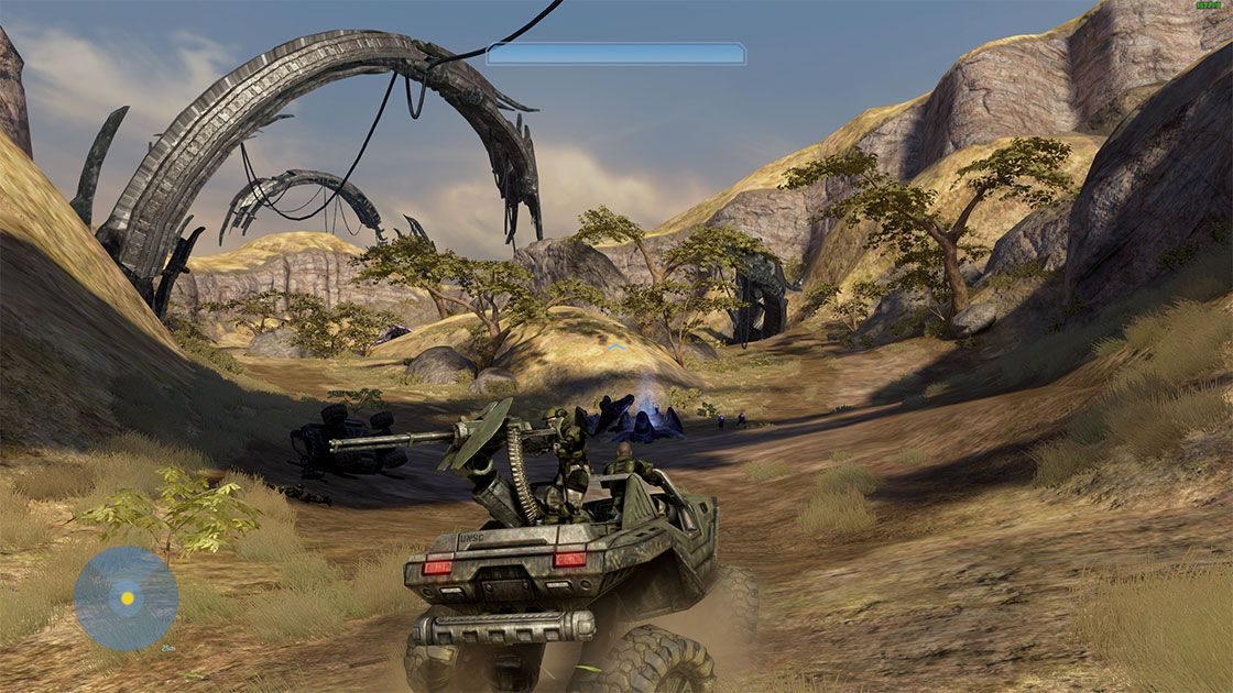 See the first screenshots of Halo 3 and ODST on PC