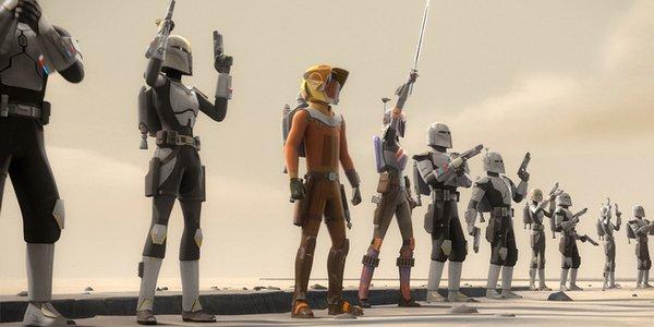 star wars rebels mandalore